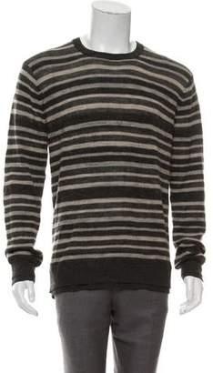 Vince Merino Wool Striped Sweater