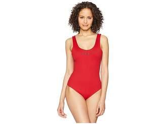 Hurley Quick Dry Merica Bodysuit Women's Jumpsuit & Rompers One Piece