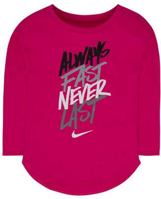 Nike Always Fast Never Last Long Sleeve Top