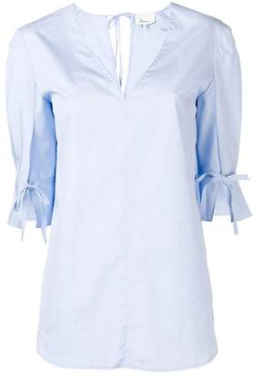 3.1 Phillip Lim shift v-neck shirt