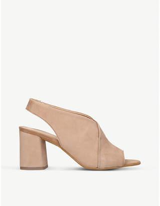 Carvela Andor suede heeled sandals