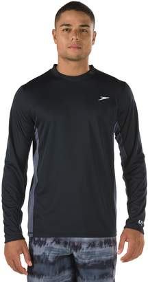 Speedo Men's Longview Performance Swim Tee