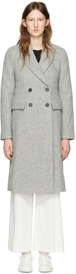 Isabel MarantIsabel Marant Grey Danki K Coat