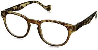 Peepers Unisex-Adult London Bridge 2183150 Round Reading Glasses