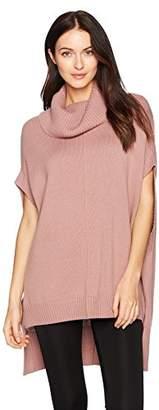 BCBGMAXAZRIA Women's Corina Knit Oversized Sweater Top