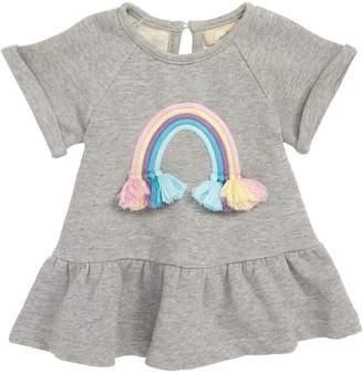 Peek Essentials Peek Embroidered Rainbow Dress