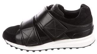 3.1 Phillip Lim Leather Low-Top Sneakers