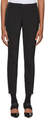 Prada Black Techno Stretch Leggings