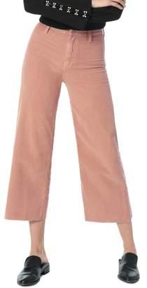 Joe's Jeans High Waist Corduroy Crop Flare Pants