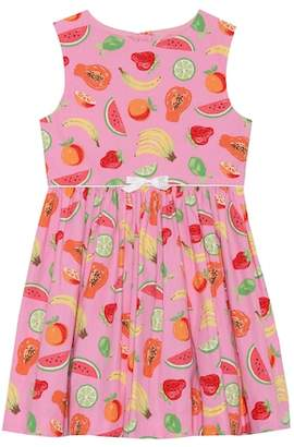 Rachel Riley Tutti Frutti printed cotton dress