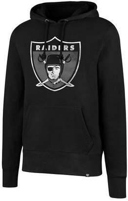 '47 Men's Oakland Raiders Retro Knockaround Hoodie