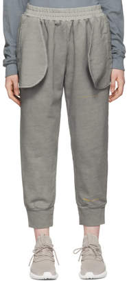 A-Cold-Wall* Grey Compressed Lounge Pants
