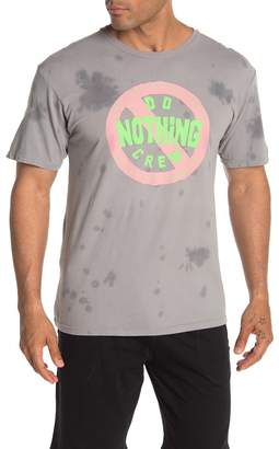 Neff Do Nothing Tie-Dye T-Shirt