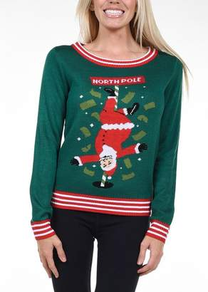 Tipsy Elves North Pole Dancer Christmas Sweater