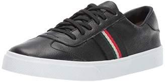 Kaanas Women's Perugia LACE UP Suede Stripe Fashion Sneaker