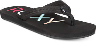 Roxy Vista Flip-Flop Sandals Women's Shoes