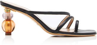 Jacquemus Noli Leather Sandals