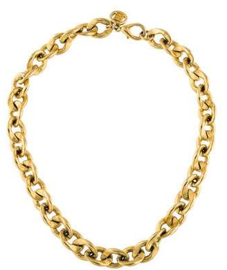 Givenchy Chain-Link Choker Necklace