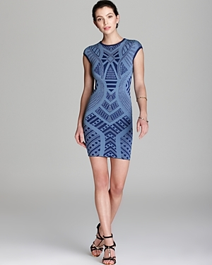 Quotation: Torn by Ronny Kobo Dress - Victoria Jacquard