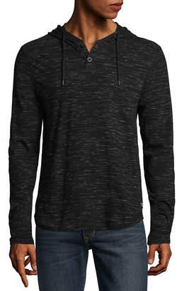 i jeans by Buffalo Mens Long Sleeve Hooded Hoodie