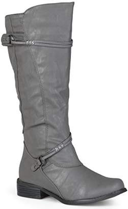 Co Brinley Women's Harley Riding Boot Regular & Wide Calf