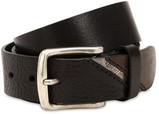 Diesel 40mm Leather Belt