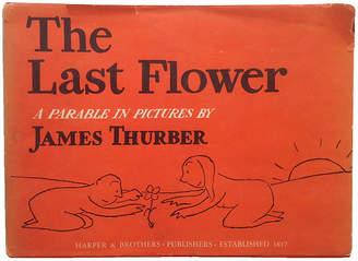 One Kings Lane Vintage The Last Flower