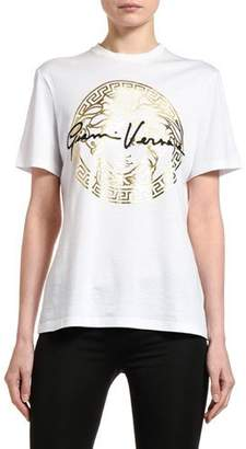 Versace Signature Graphic T-Shirt