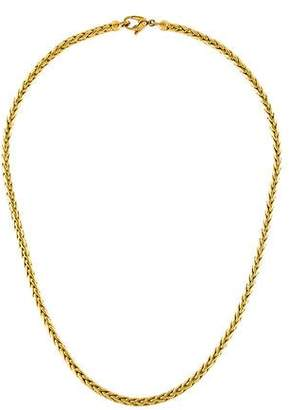 Roberto Coin 18K Chain Necklace