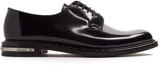 Church's Rebecca stud-embellished leather derby shoes