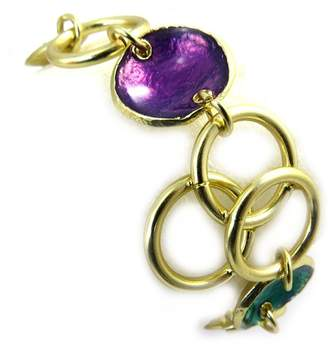 Dolce Vita Bracelet 'french touch' 'Coloriage' purple.