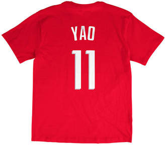 Mitchell & Ness Men's Yao Ming Houston Rockets Hardwood Classic Player T-Shirt