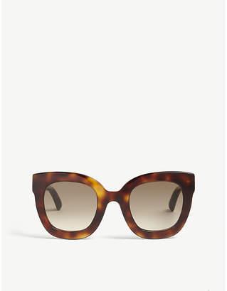 05604d7ed3 Gucci Havana Sunglasses - ShopStyle