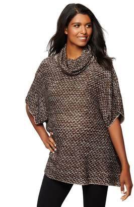 A Pea in the Pod Embellished Maternity Sweater