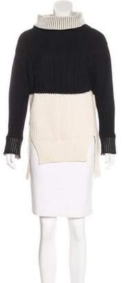 Prabal Gurung Cashmere Colorblock Sweater