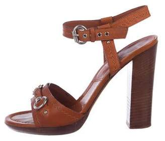 132e0d2c55a Christian Dior Ankle Strap Women s Sandals - ShopStyle