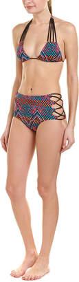 Tart Collections Brynn 2Pc High-Rise Bikini Set