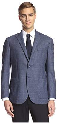 Franklin Tailored Men's Windowpane Sportcoat