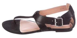 Rachel Zoe Leather Thong Sandals