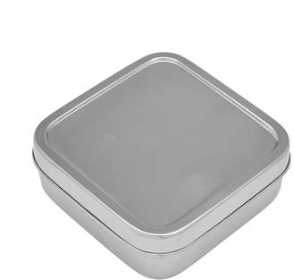 Hay HAY Small Steel Lunch Box