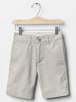 GapShield flat front shorts $29.95 thestylecure.com