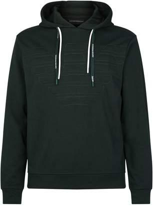 Emporio Armani Eagle Stitch Sweater