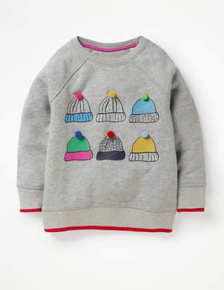 Boden Festive Fun Sweatshirt
