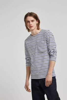 French Connenction Franstripe Crew Neck T-Shirt