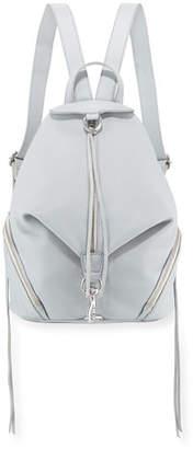 Rebecca Minkoff Julian Vertical-Zip Leather Backpack