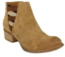 Naughty Monkey The Bridge Suede Booties