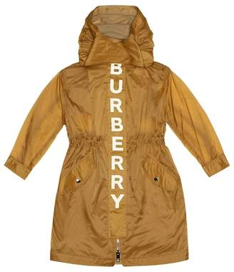 Burberry Logo coat