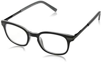 A. J. Morgan A.J. Morgan Unisex-Adult One up - Power 54249 Square Reading Glasses