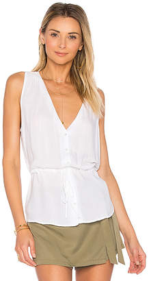 Bella Dahl Button Front Tank