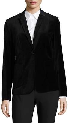 Elie Tahari Women's Wendy Single-Button Jacket